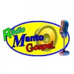 Logo da emissora Rádio Manto Gospel