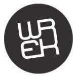 Logo da emissora Radio WREK 91.1 FM