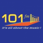 Logo da emissora Radio Logan 101.0 FM