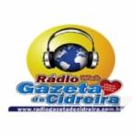 Logo da emissora Rádio Gazeta de Cidreira