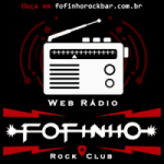 Logo da emissora Fofinho Rock Club Web Rádio