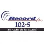 Logo da emissora Radio Record 102.5 FM