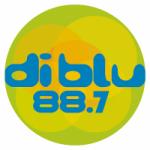 Logo da emissora Radio Diblu 88.7 FM