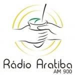 Logo da emissora Rádio Aratiba 900 AM