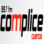 Logo da emissora Radio Complice 99.7 FM
