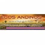 Logo da emissora Radio Ecos Andinos 1370 AM