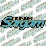 Logo da emissora Radio Sargam 103.4 FM