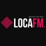 Logo da emissora Radio Loca 96.1 FM