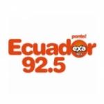 Logo da emissora Radio Exa 92.5 FM