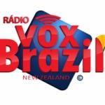 Logo da emissora Radio Vox Brazil