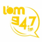Logo da emissora Radio L'Om 94.7 FM