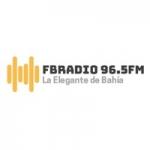 Logo da emissora FB Radio Bahía 96.5 FM