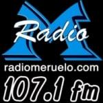 Logo da emissora Radio Meruelo 107.1 FM