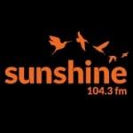 Logo da emissora Radio Sunshine 104.3 FM