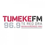 Logo da emissora Radio Tumeke 96.9 FM