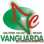 Logo da emissora Rádio Vanguardac