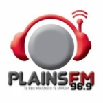 Logo da emissora Radio Plains 96.9 FM