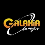Logo da emissora Radio Galaxia 88.5 FM