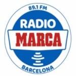 Logo da emissora Radio Marca Barcelona 89.1 FM