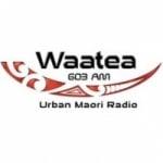 Logo da emissora Radio Waatea 603 AM