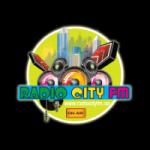 Logo da emissora Radio City 87.9 FM