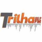 Logo da emissora Rádio Trilha 88.9 FM