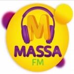 Logo da emissora Rádio Massa 88.9 FM