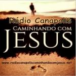 Logo da emissora Rádio Canápolis