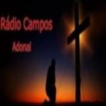 Logo da emissora Rádio Campos Adonai