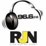 Logo da emissora Radio RJN 96.6 FM