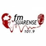 Logo da emissora Radio Suarense 101.9 FM