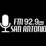 Logo da emissora Radio San Antonio 92.9 FM