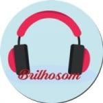Logo da emissora Brilhosom