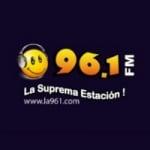 Logo da emissora Radio La Voz Del Pais 96.1 FM