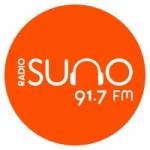 Logo da emissora Radio Suno 91.7 FM