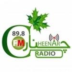 Logo da emissora Cheenar Radio 89.8 FM