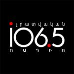 Logo da emissora Armenian News Radio 106.5 FM