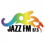 Logo da emissora Radio Jazz 97.5 FM