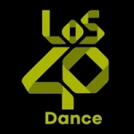 Logo da emissora Radio Los 40 Dance 104.2 FM