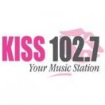 Logo da emissora WCKS 102.7 FM