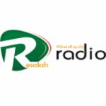 Logo da emissora Resalah Radio 96.2 FM