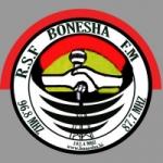 Logo da emissora Radio Bonesha 102.4 FM