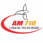 Logo da emissora Rádio Asa Branca 710 AM