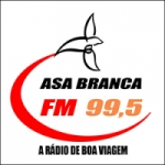 Logo da emissora Rádio Asa Branca 99.5 FM