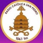 Logo da emissora Radio Católica San Pedro 106.1 FM