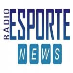 Logo da emissora Rádio Esportes News