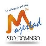 Logo da emissora Radio Majestad 96.1 FM
