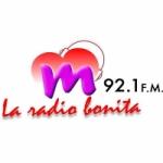 Logo da emissora Radio Macarena 92.1 FM
