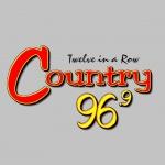 Logo da emissora WDJR 96.9 FM