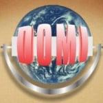 Logo da emissora Domi Online Radio